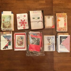 Other - Bundle of 325+ Greeting Cards - Vintage 2 Modern